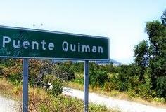 Puente Quiman FUTRONO