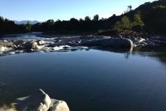 Pozón Río CAUNAHUE