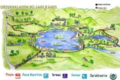 Mapa Cuenca LAGO RANCO